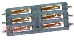 Коннектор SIM iPhone 2G