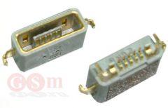 Системный разъем Sony Ericsson LT15i/LT18i/Mt11i/Mt15i/ST27i (microUSB)