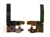 Шлейф Nokia 6500c с системным разъемом и камерой ОРИГИНАЛ