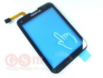 Тачскрин Nokia C3-01 (черный) ОРИГИНАЛ