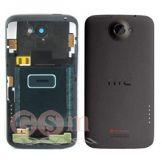 Корпус HTC One X (черный) ОРИГИНАЛ