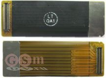 Шлейф Nokia N80 с компонентами