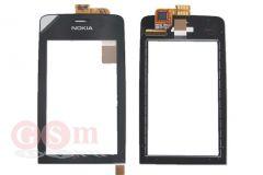 Тачскрин Nokia 308/309/310 (черный)