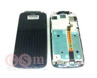 Дисплей HTC One S/Z520 модуль в сборе (снятый, состояние 4+) (черный) (80H01290-00) ОРИГИНАЛ 100%