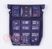 Клавиатура Nokia 3220 (синий)