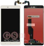 Дисплей Xiaomi Redmi Note 4X/Note 4 Global version с тачскрином (белый)