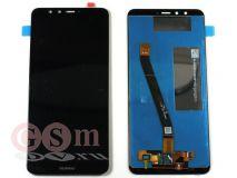 Дисплей Huawei Y9 2018 с тачскрином (черный)