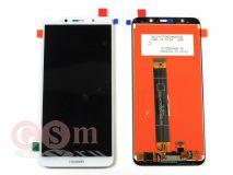 Дисплей Huawei Y5 2018/Y5 Prime 2018/Honor 7A с тачскрином (белый)