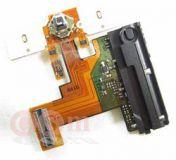 Шлейф Nokia 3250 на системный разъем в сборе ОРИГИНАЛ