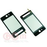 Тачскрин Samsung F480 (черный)